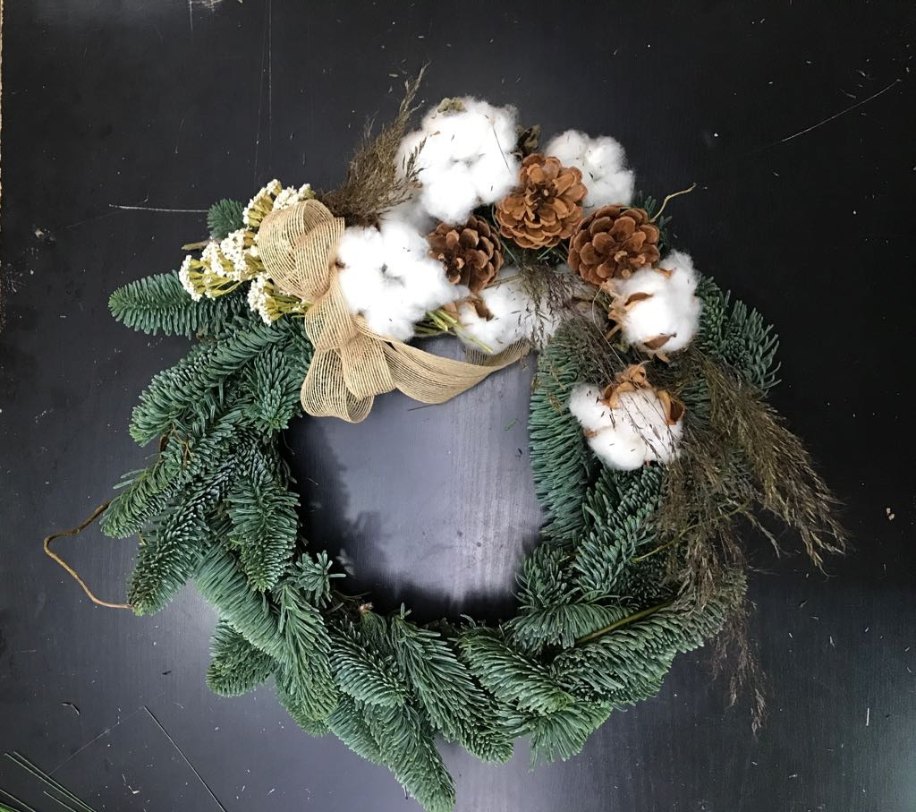 Christmas Flowers from floral garage