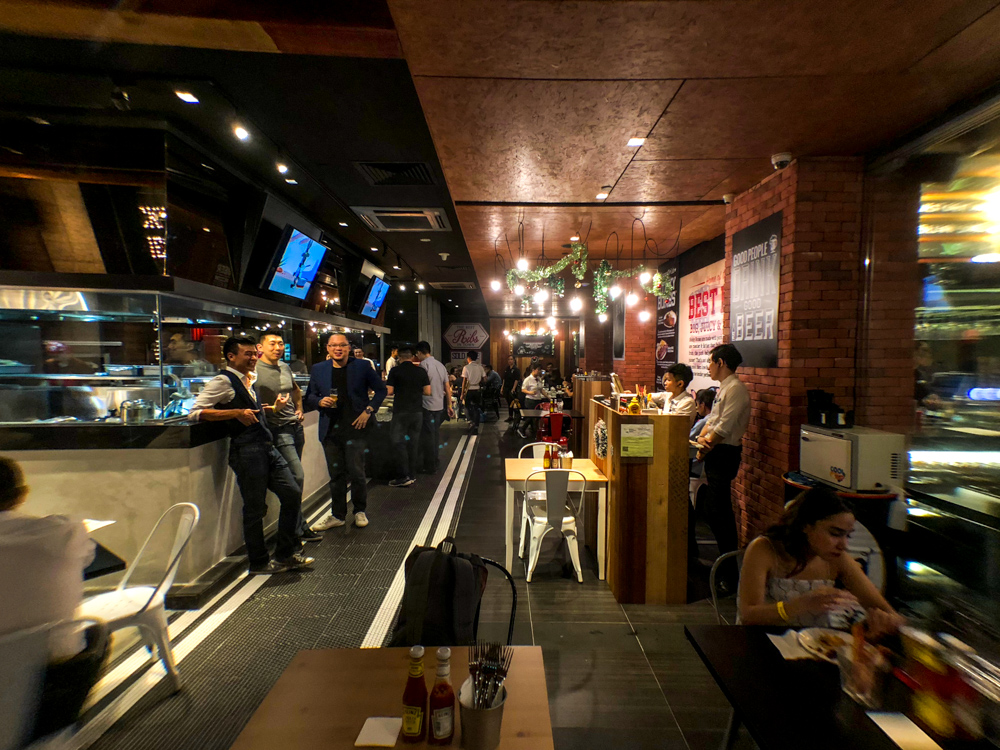 Morganfield's New Outlet at Orchard Central, Serving the Best Ribs in Town