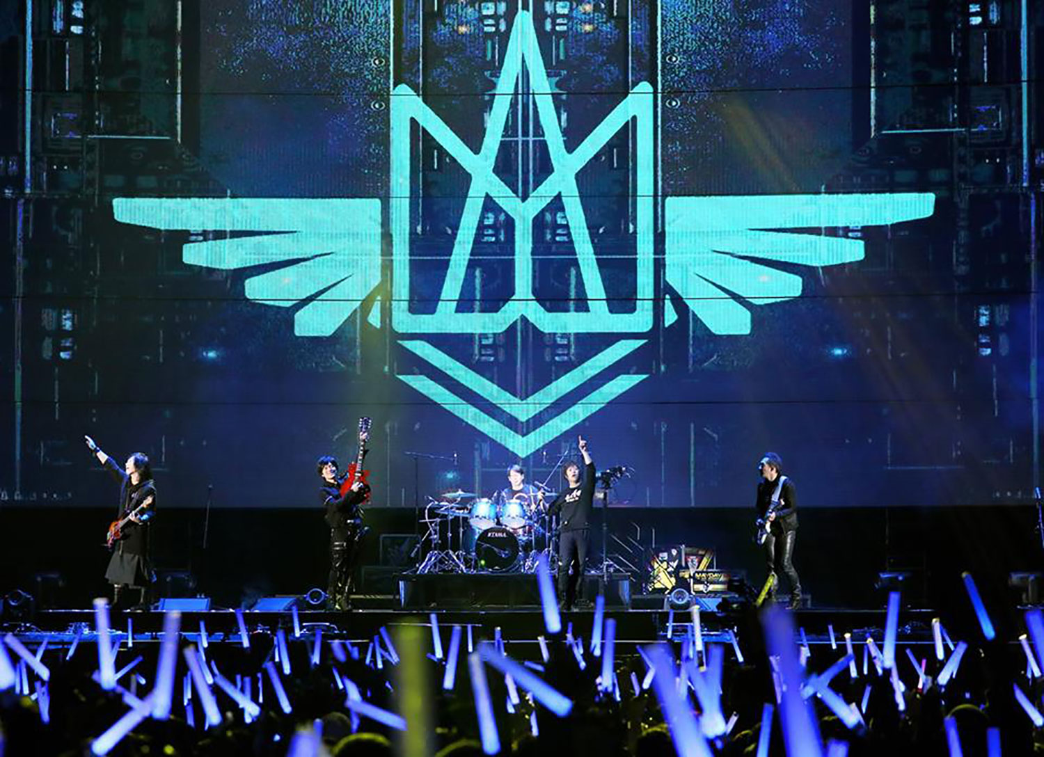 MAYDAY Return to Singapore National Stadium after 8 years on 2nd Jun 2018