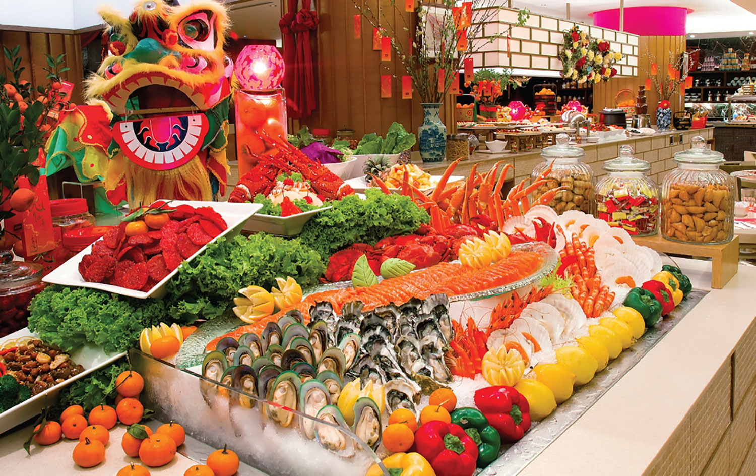Celebrate Lunar New Year of the Dog at Grand Mercure Singapore Roxy