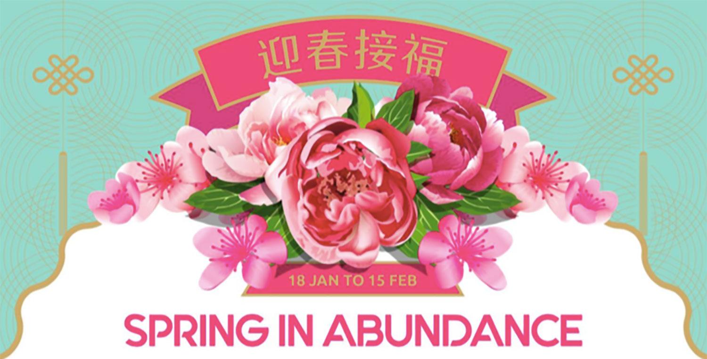 Celebrate Spring in Abundance at NEX