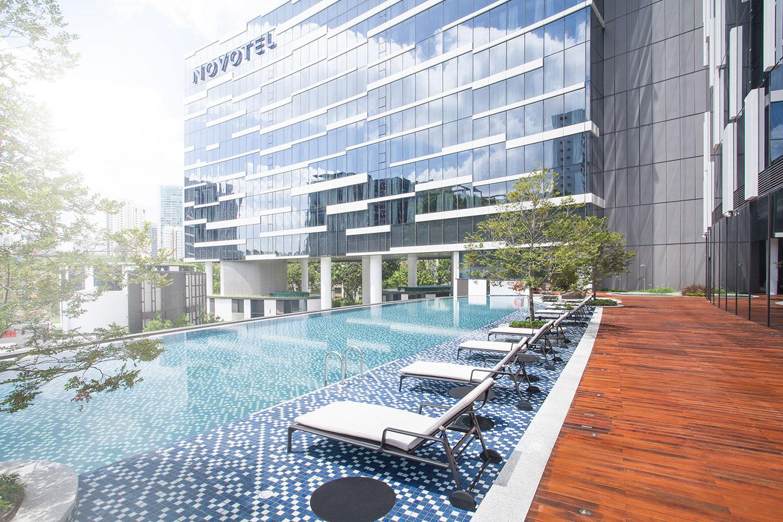 Valentine's Day Staycation at Novotel Singapore on Stevens