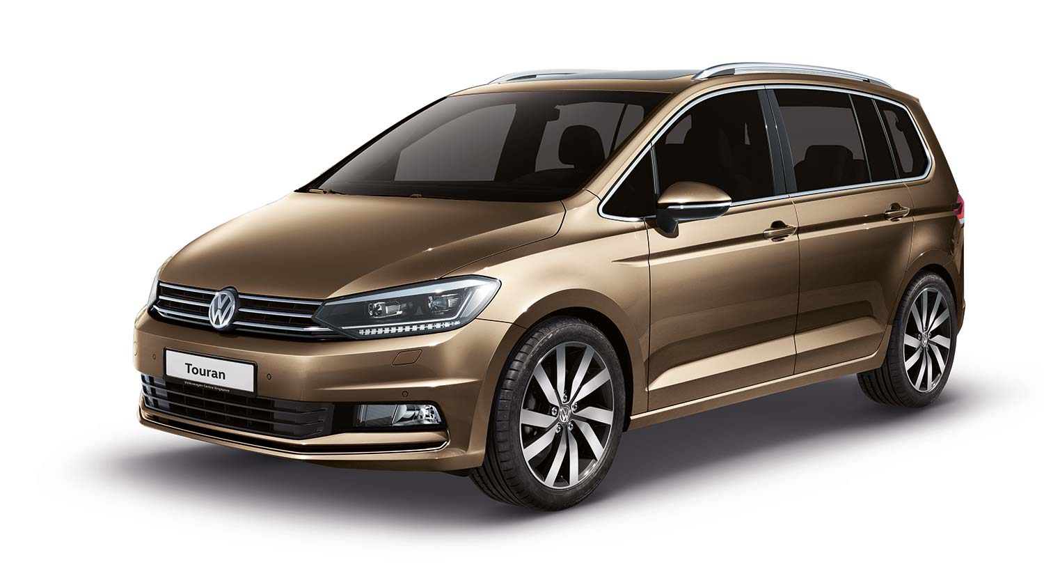 Kick Off The New Year And Win A Volkswagen Touran At