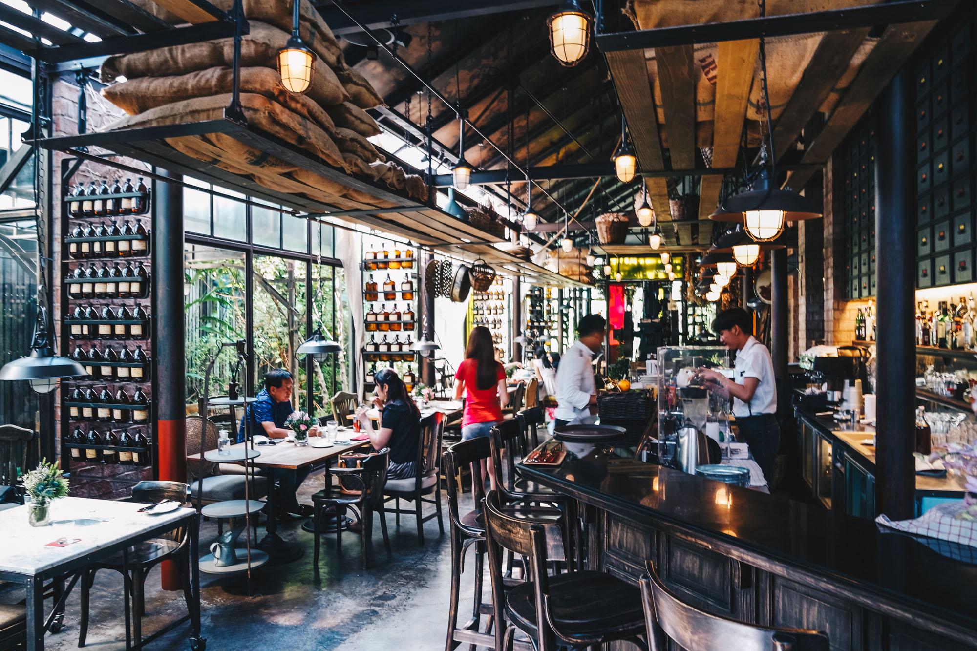 Karmakamet Diner Bangkok