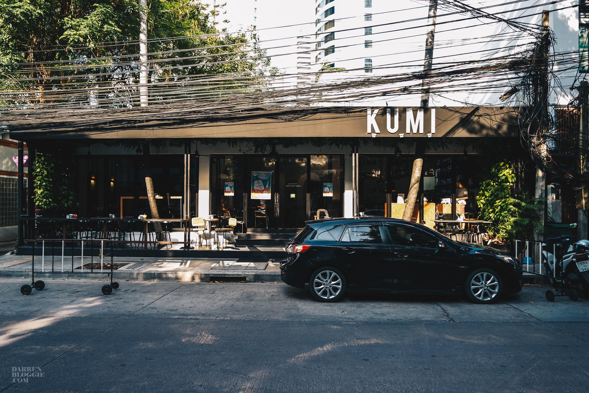 Kumi Restaurant & Healthy Corner - Clean Bites that go Beyond Salad in Bangkok