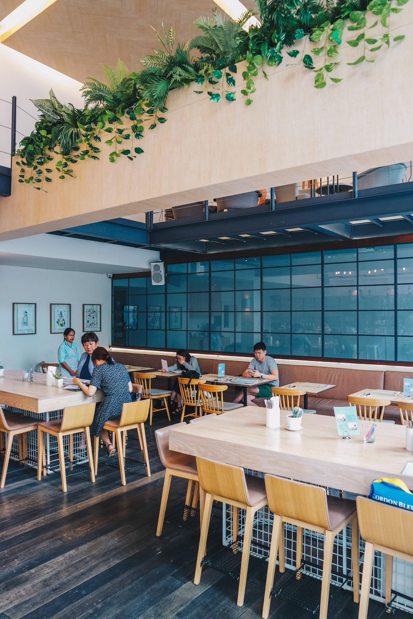 Rocket Coffee Bar on Sukhumvit Soi 49 Bangkok