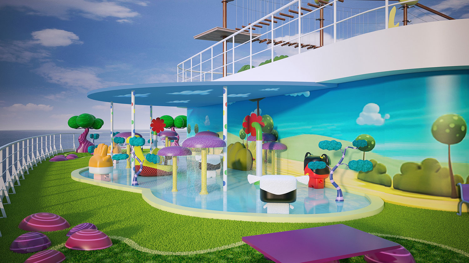 Cartoon Network-branded Cruise Ship to Set Sail in Late 2018