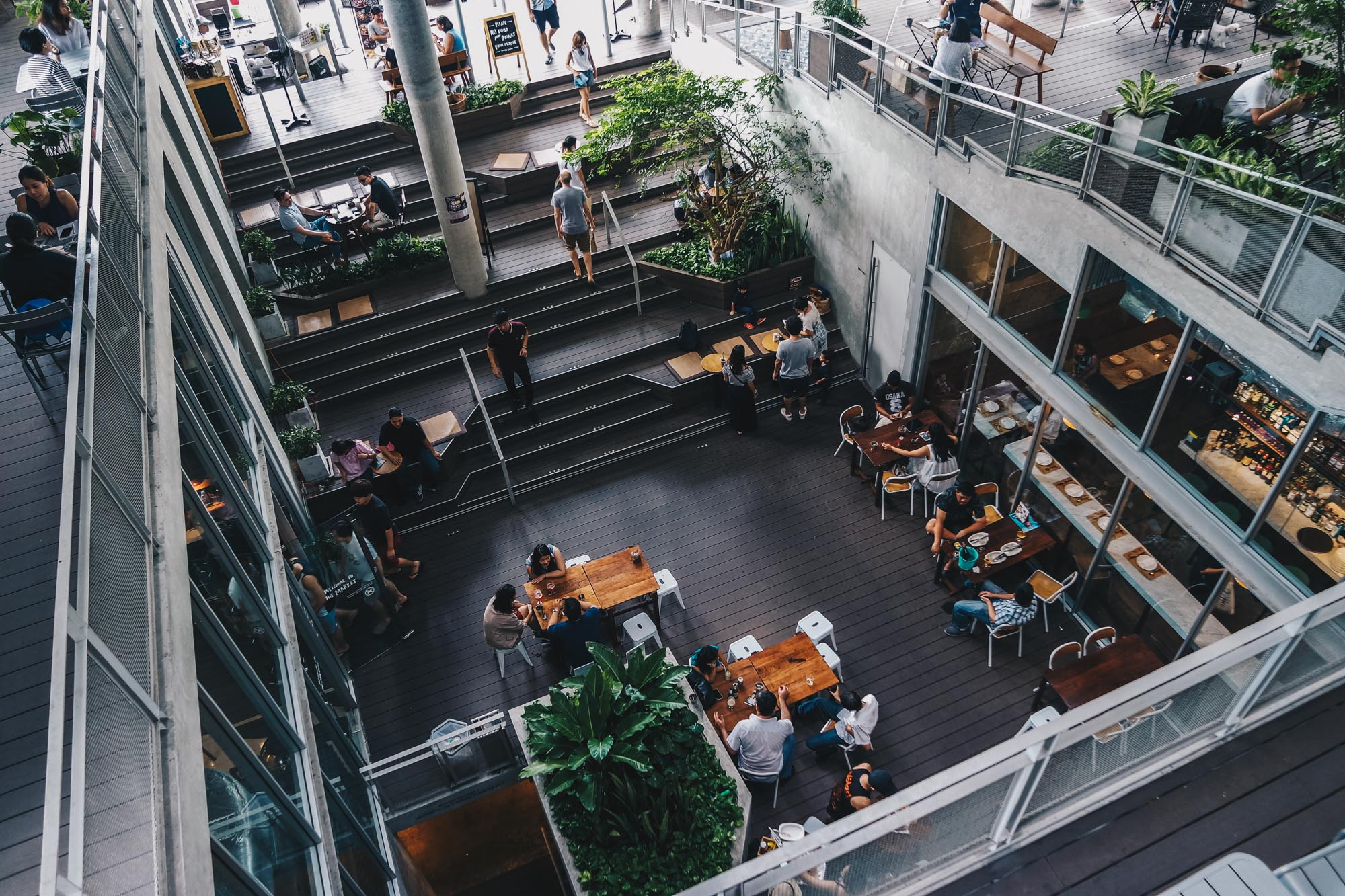 The COMMONS - Bangkok's Hipster Dinning Destination