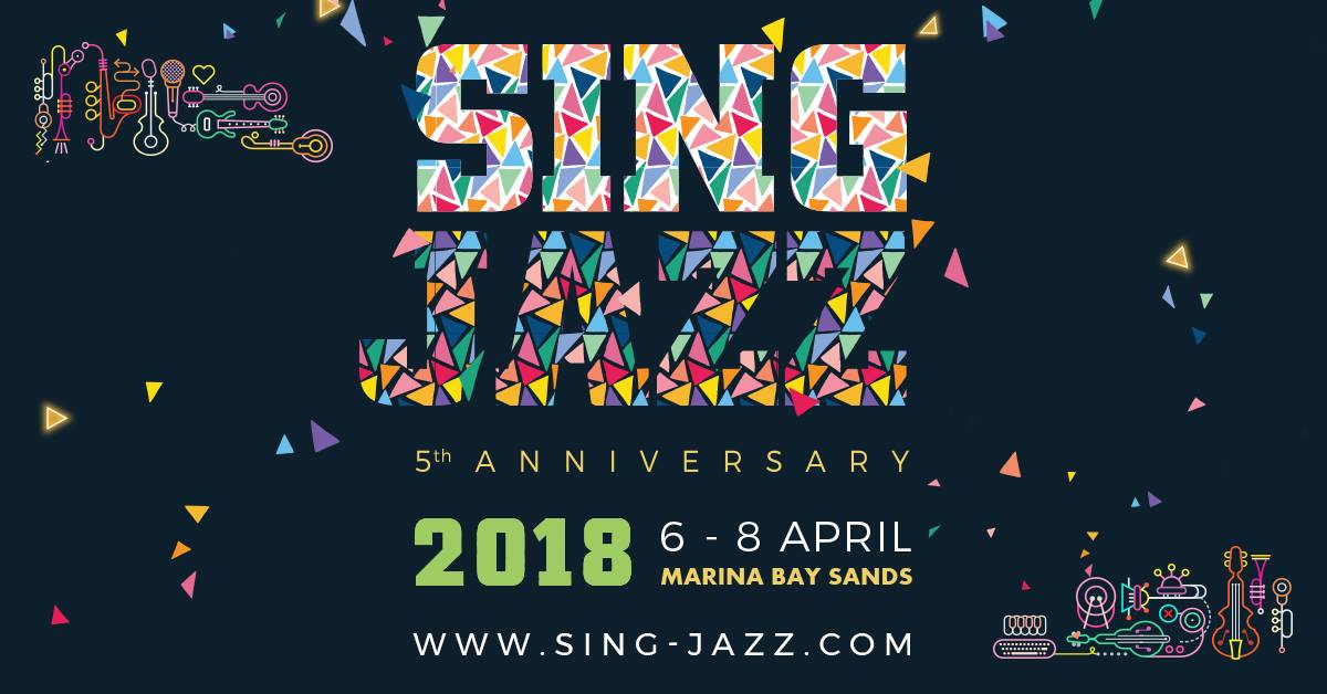 Sing Jazz Festival 2018