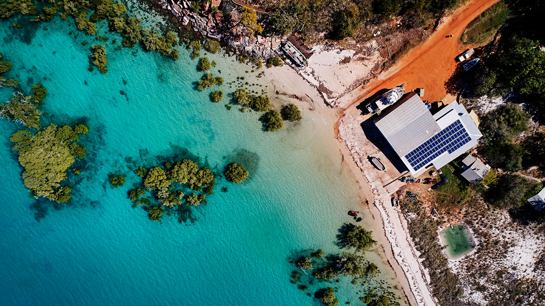 Western Australia Broome - Cygnet Bay Pearl Farm