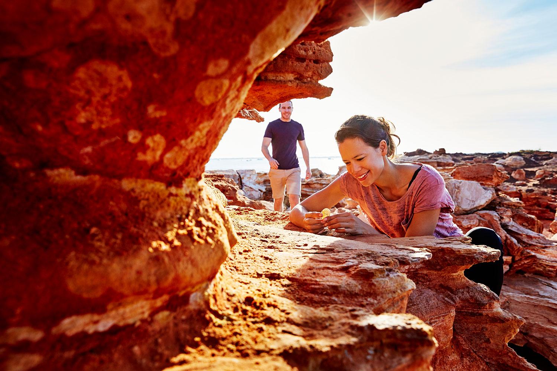 Western Australia Broome - Gantheaume Point
