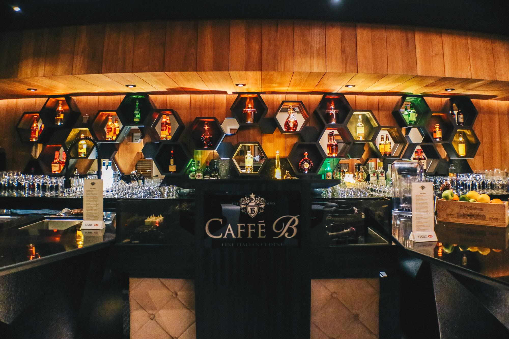 Caffé B – A hidden gem in Club Street