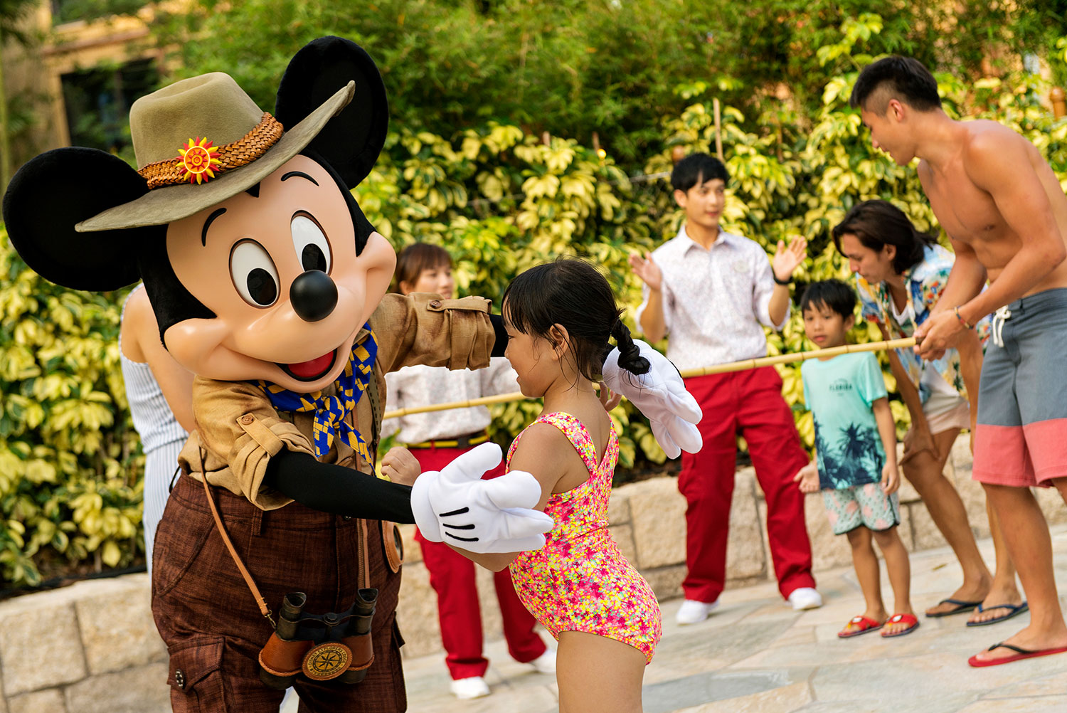 PHOTO - Hong Kong Disneyland Resort