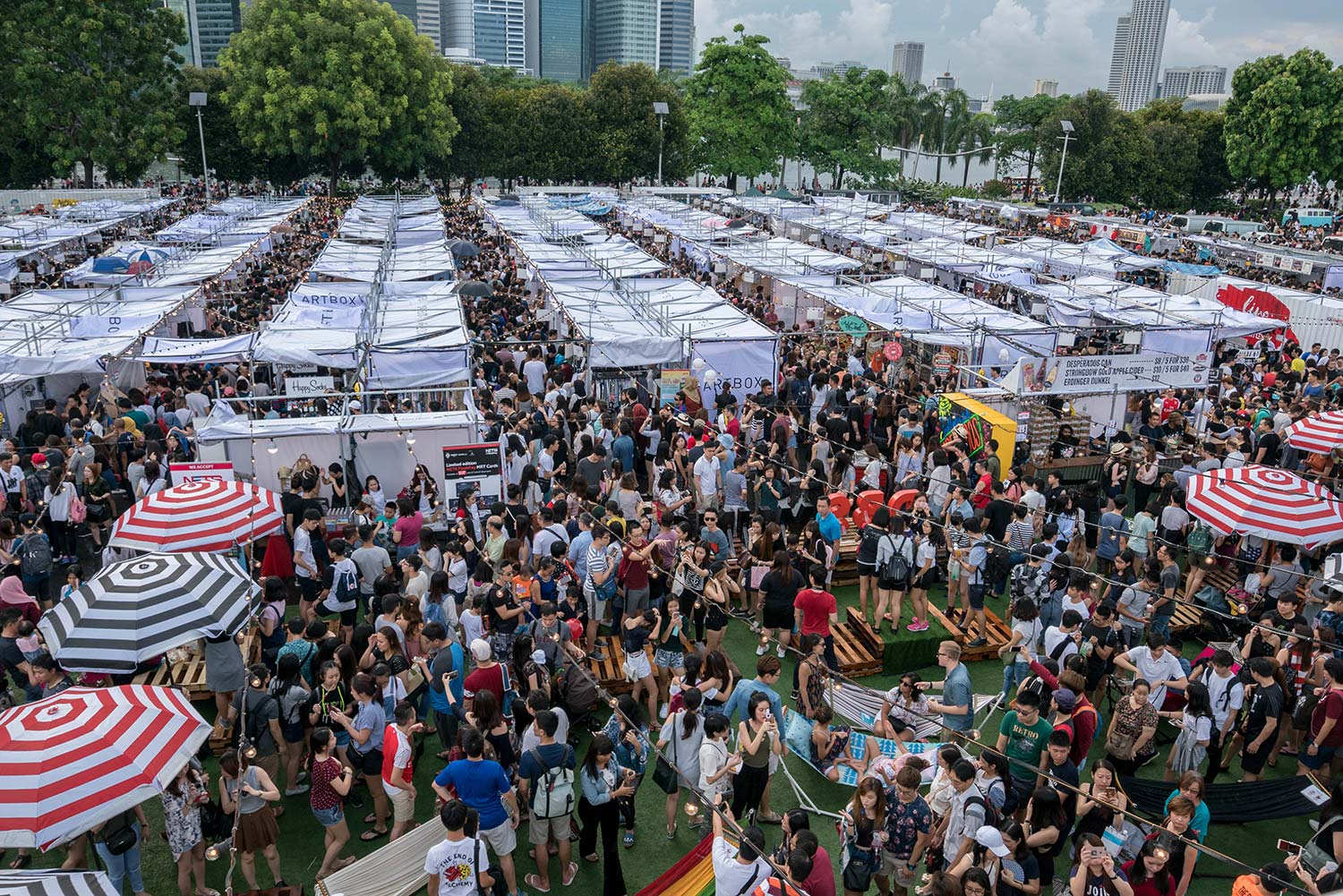 Artbox Singapore Returns to Bayfront Event Space this May and June!