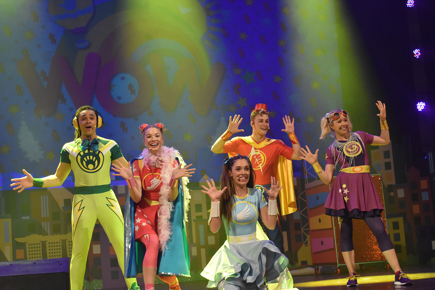 New HI-5 Cast to make Theatrical Debut in Singapore this December