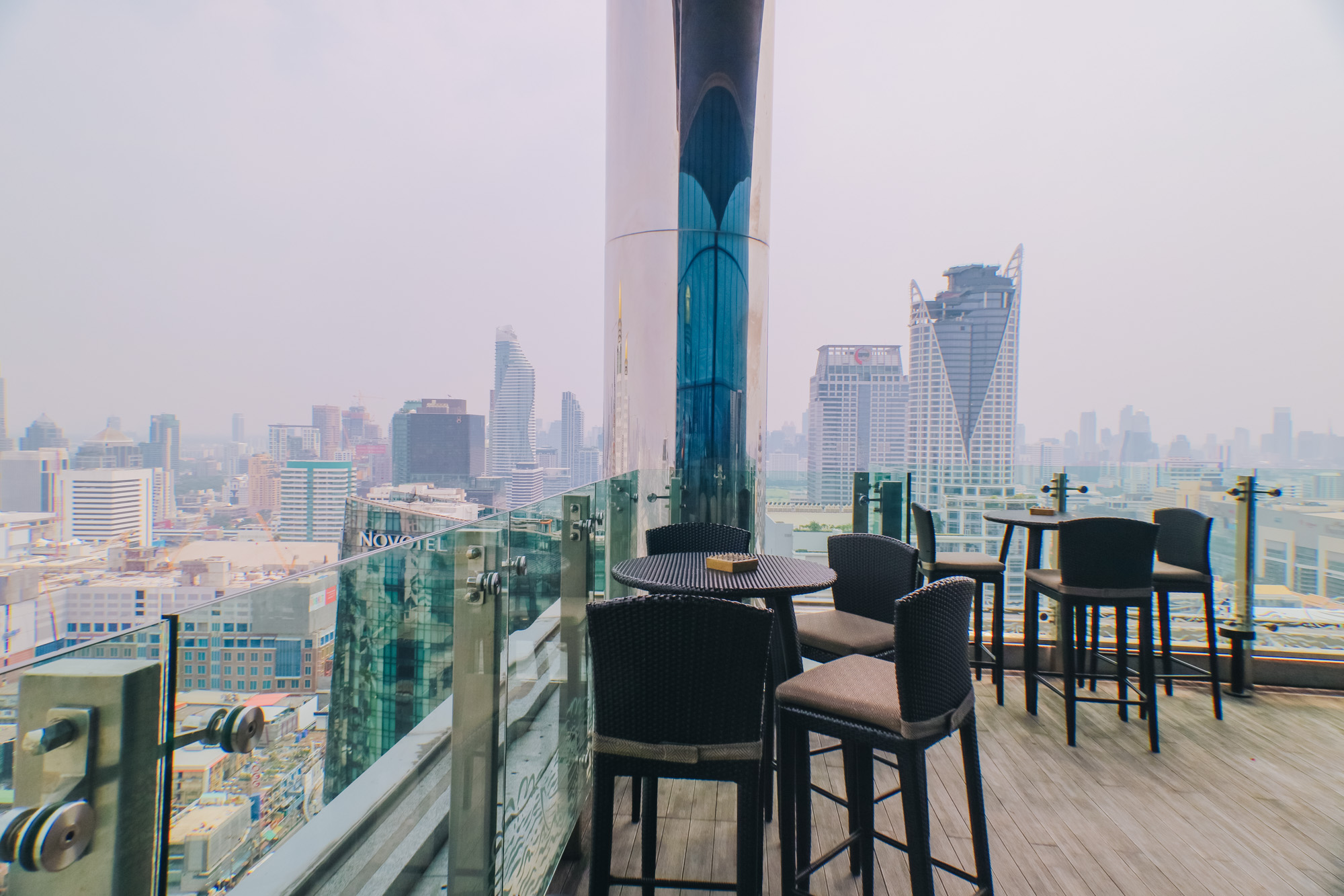Hotel Review - Amari Watergate Bangkok
