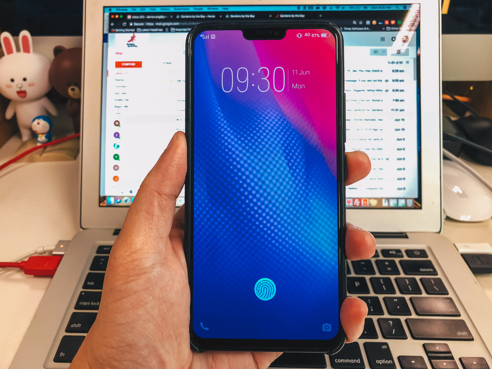 Review - VIVO'S New X21 Flagship Smartphone