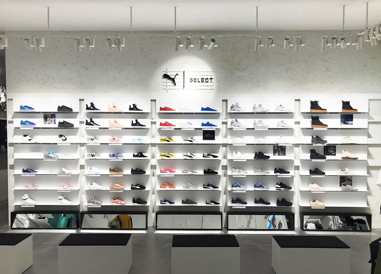 PUMA Select Store Debuts in Singapore at Marina Bay Sands