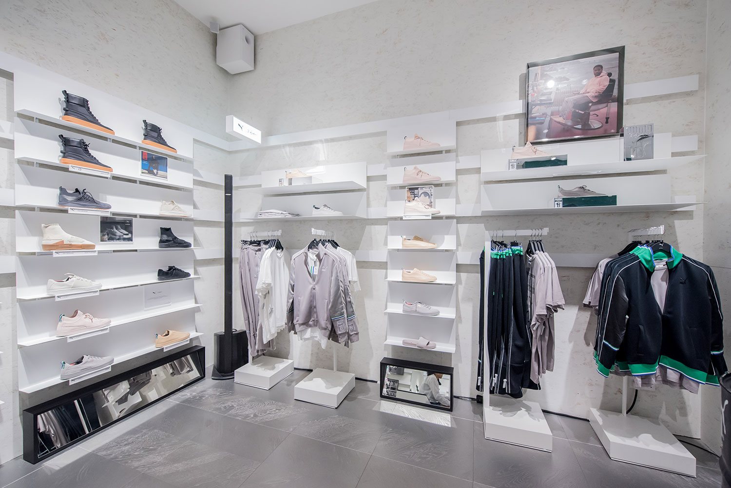 PUMA Select Store Debuts in Singapore at Marina Bay Sands
