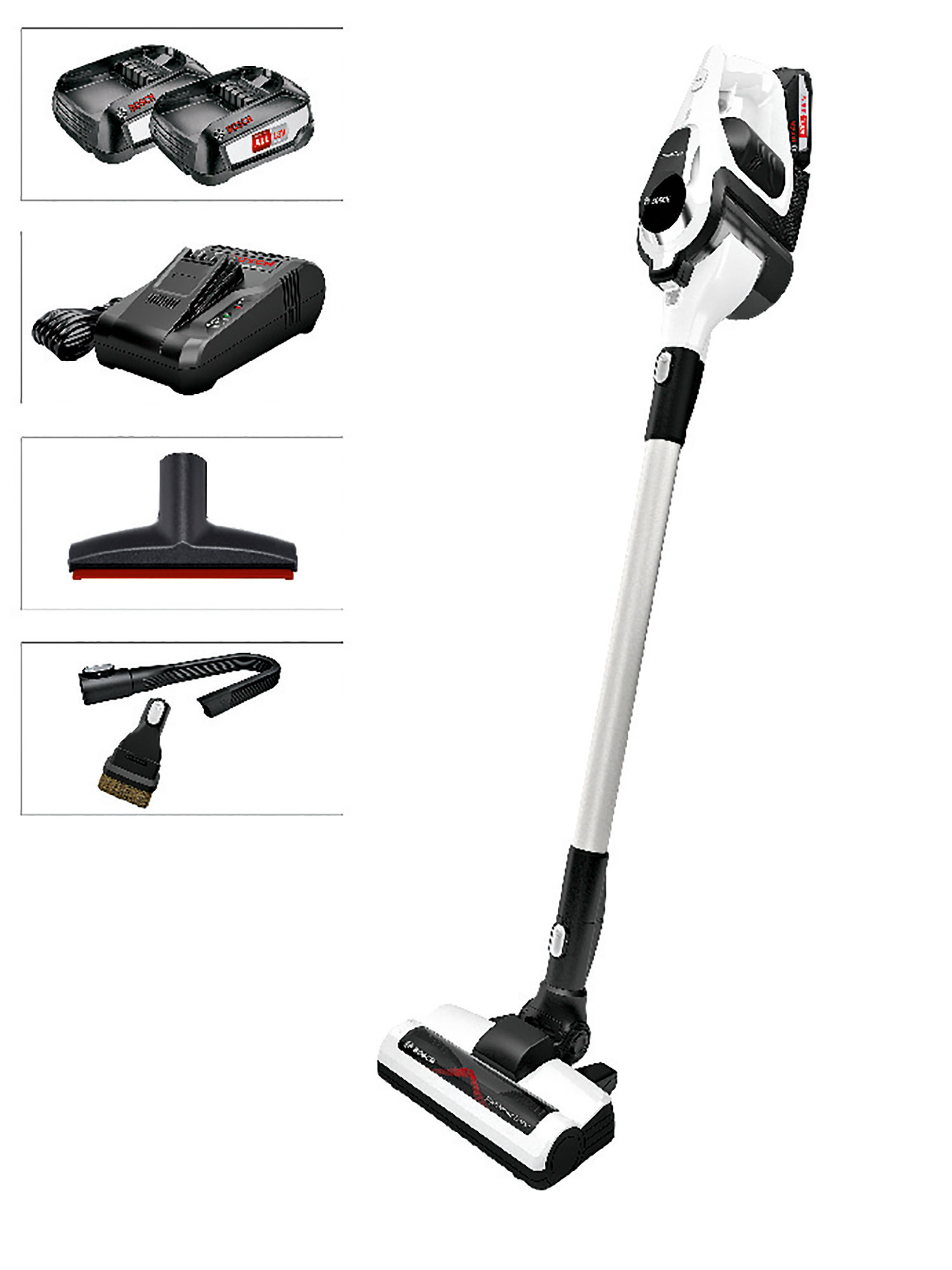 Bosch Launches Unlimited Cordless Vacuum Cleaner