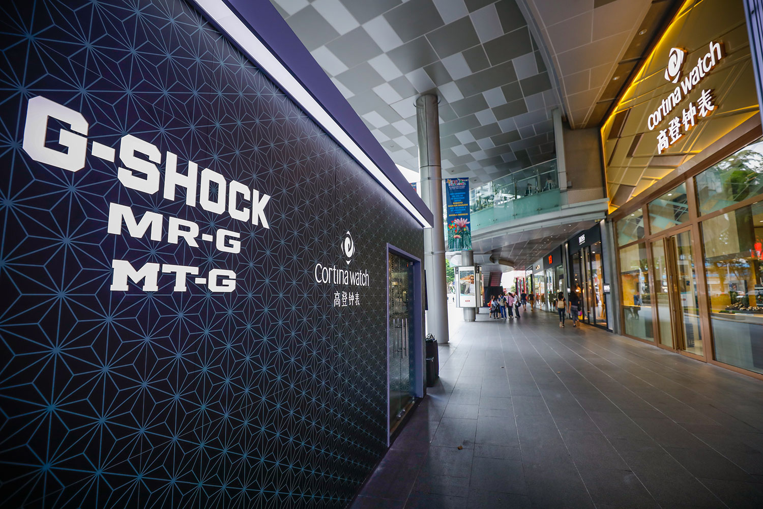 Special G-SHOCK Pop-up Boutique at Cortina Watch, Mandarin Gallery