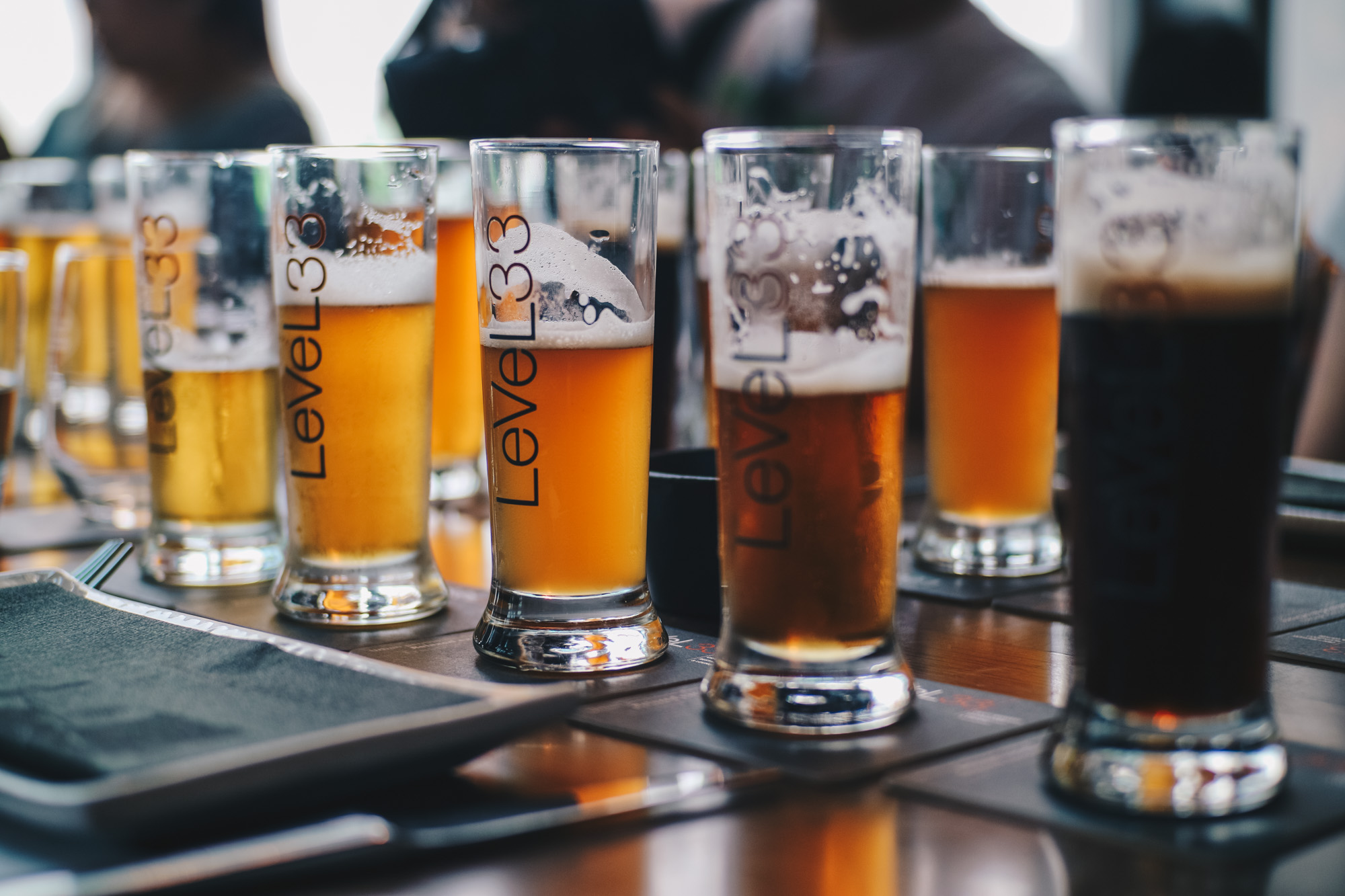 Experience The Craft Beer Scene With LeVeL33's Brewery Tour
