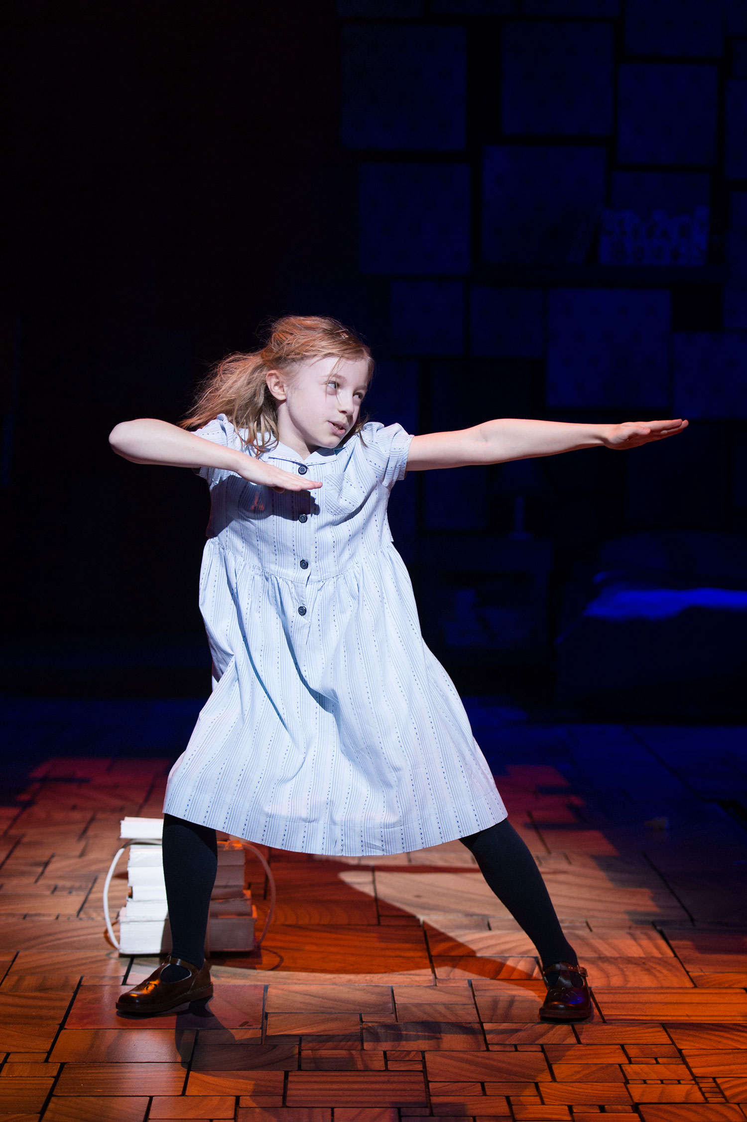 """""""Matilda The Musical will make its debut in Singapore from ..."""