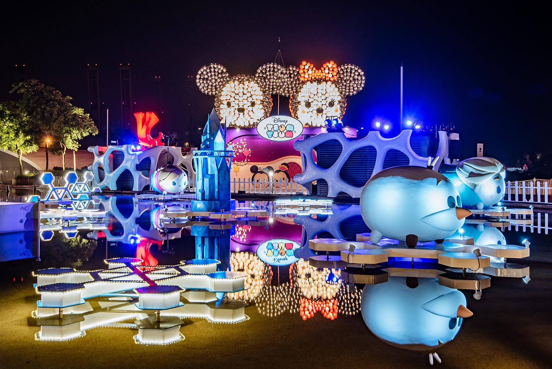 VivoCity presents Disney Tsum Tsum Mid-Autumn Celebration of Love