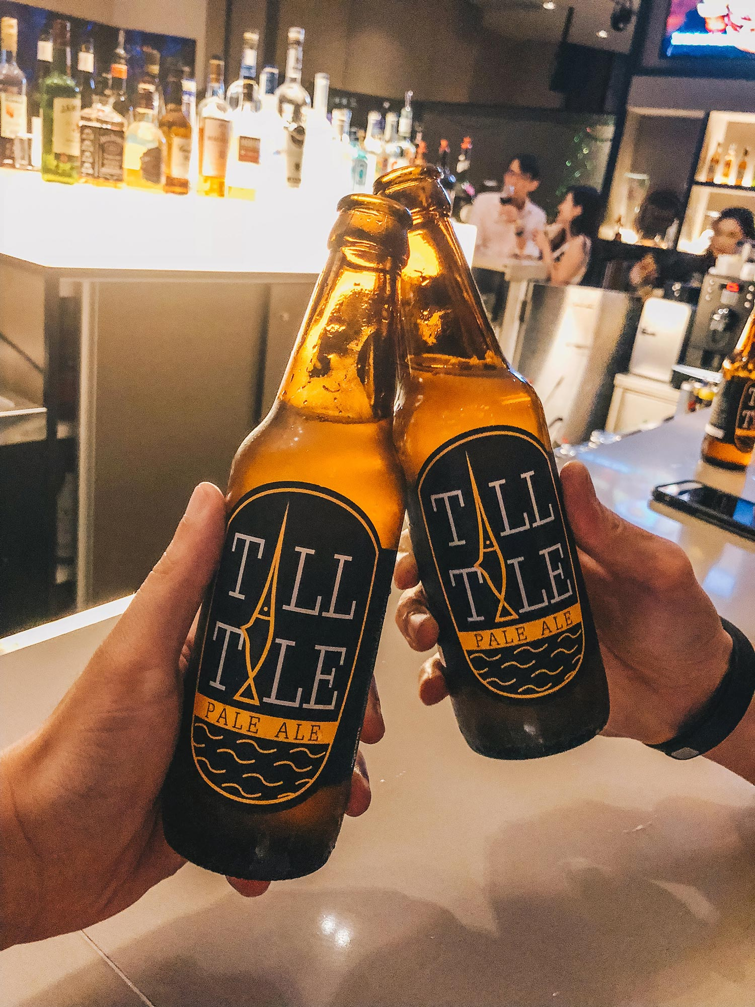 Four Points by Sheraton Singapore, Riverview's Craft Beer Now Available in Bottles