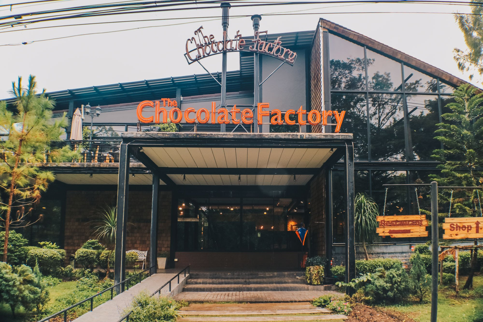 Khao Yai - The Chocolate Factory