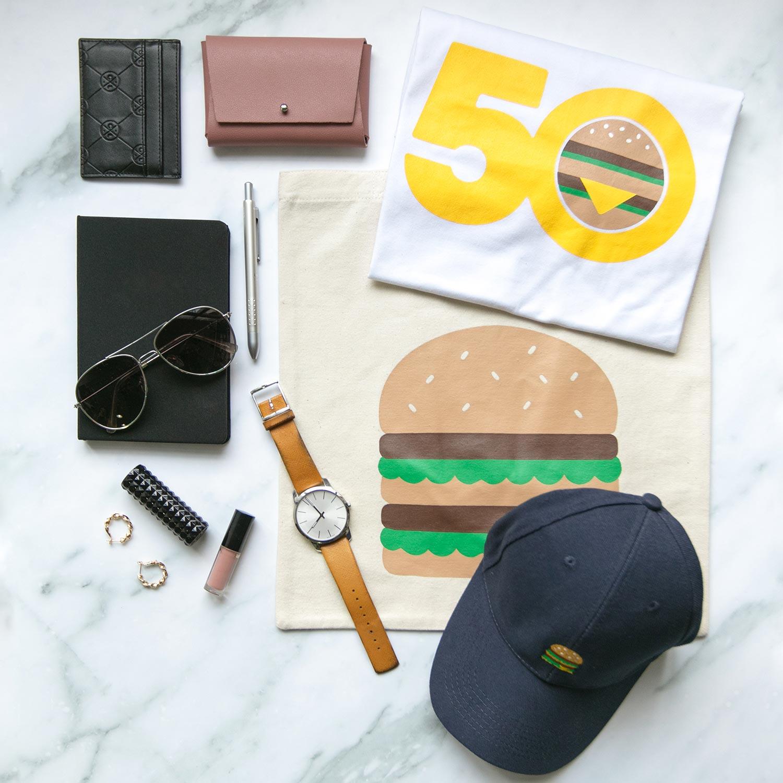 McDonald's® Singapore celebrates Big Mac's 50th Anniversary