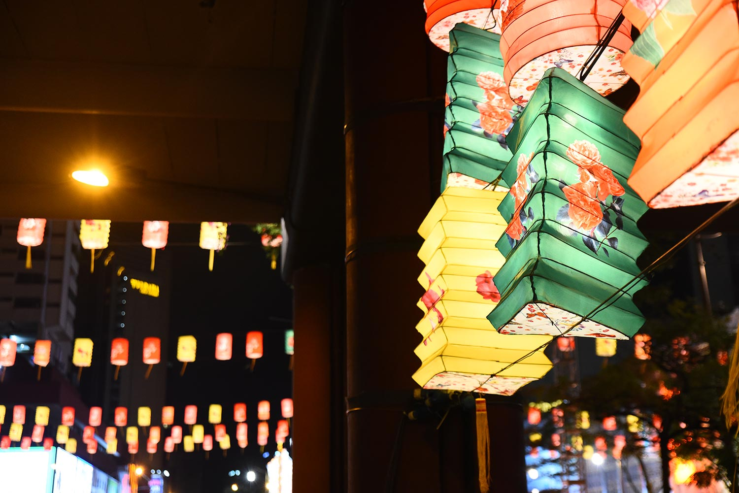 Reminiscing the Chinese Heritage at Chinatown Mid-Autumn Festival 2018