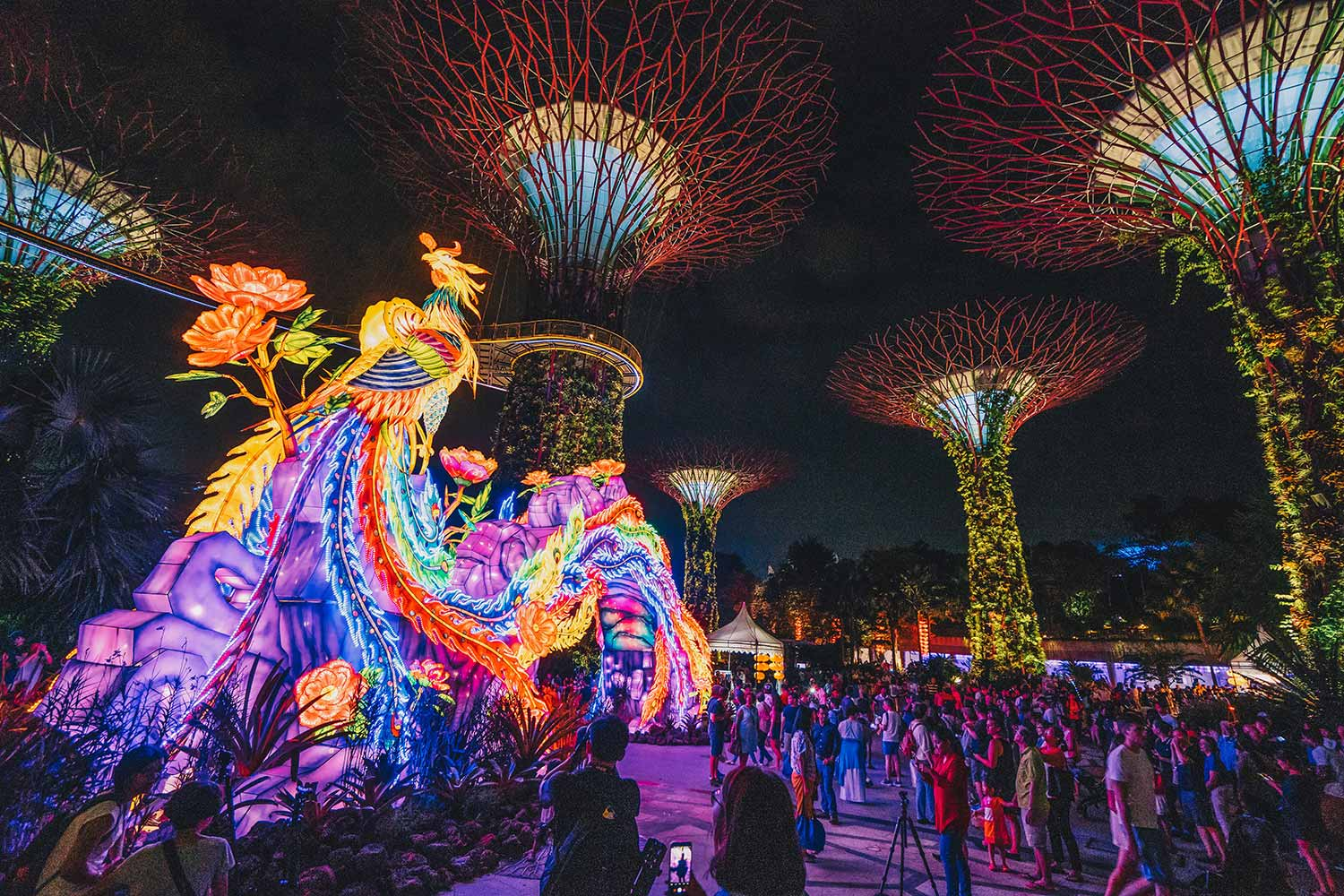 Celebrate Mid-Autumn Festival at Gardens by the Bay with Larger-than-Life Lanterns!
