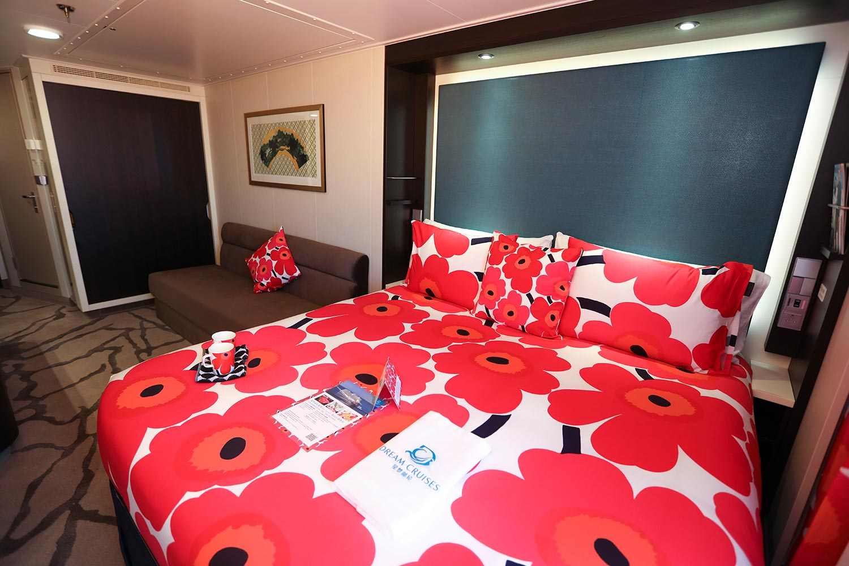 Dream Cruises Extends Partnership with Finnish Design Brand Marimekko to Genting Dream