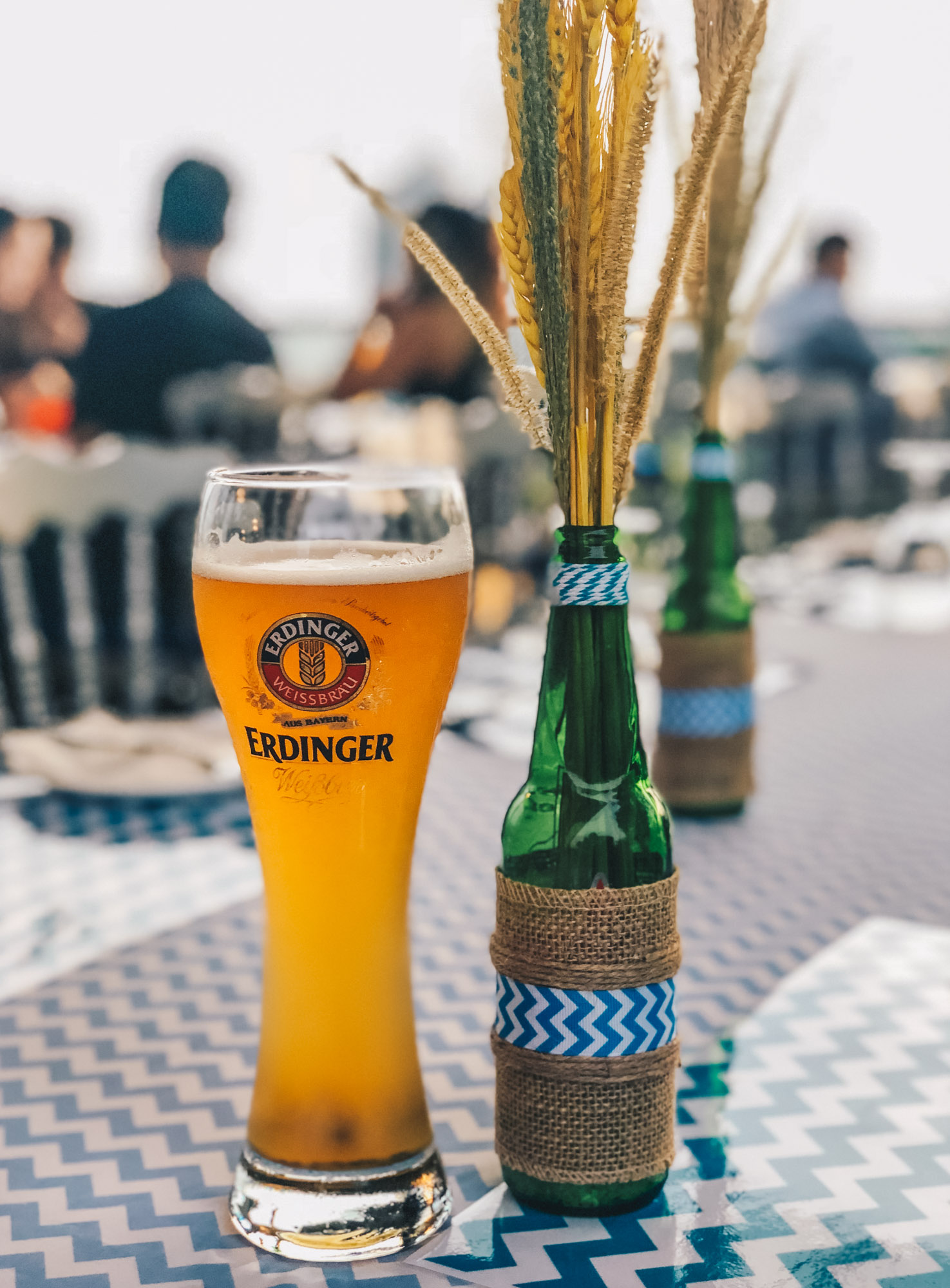 Celebrate Oktoberfest at Faber Peak with Outdoor Live Grill Menu