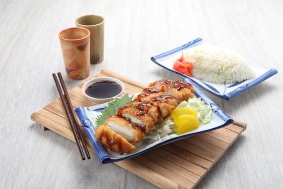 Sadia's Chicken Katsu with Katsu Sauce