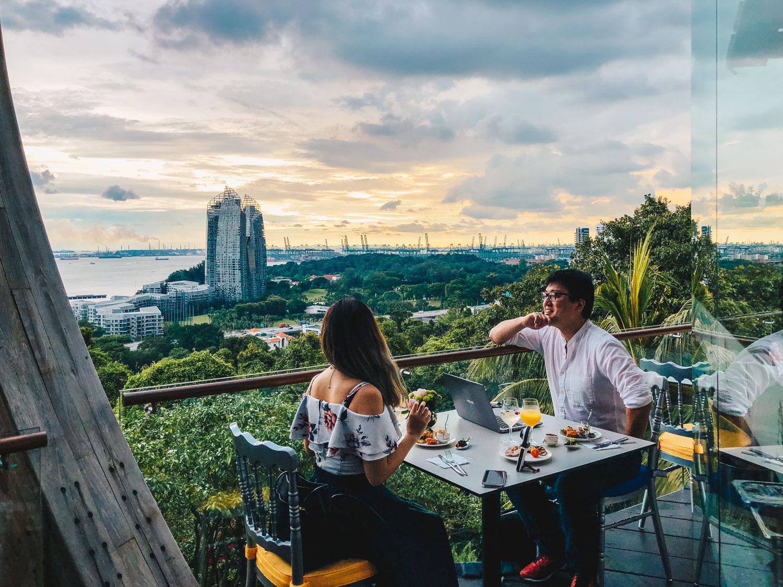 Arbora - Hilltop Restaurant at Faber Peak