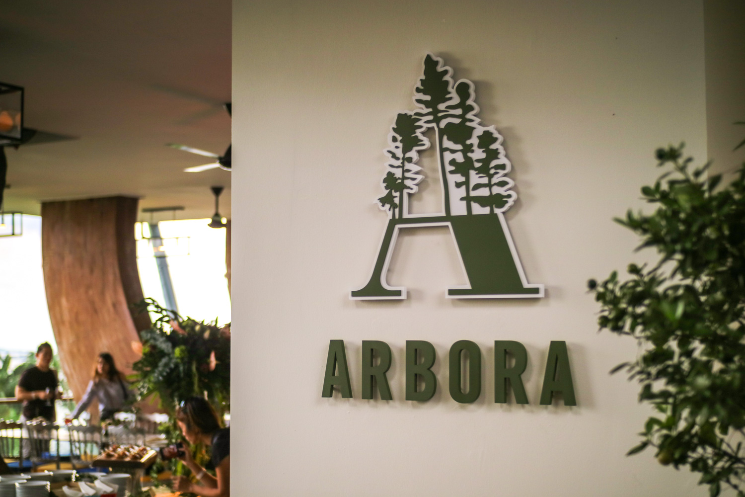 Arbora - Hilltop Restaurant at Faber Peak