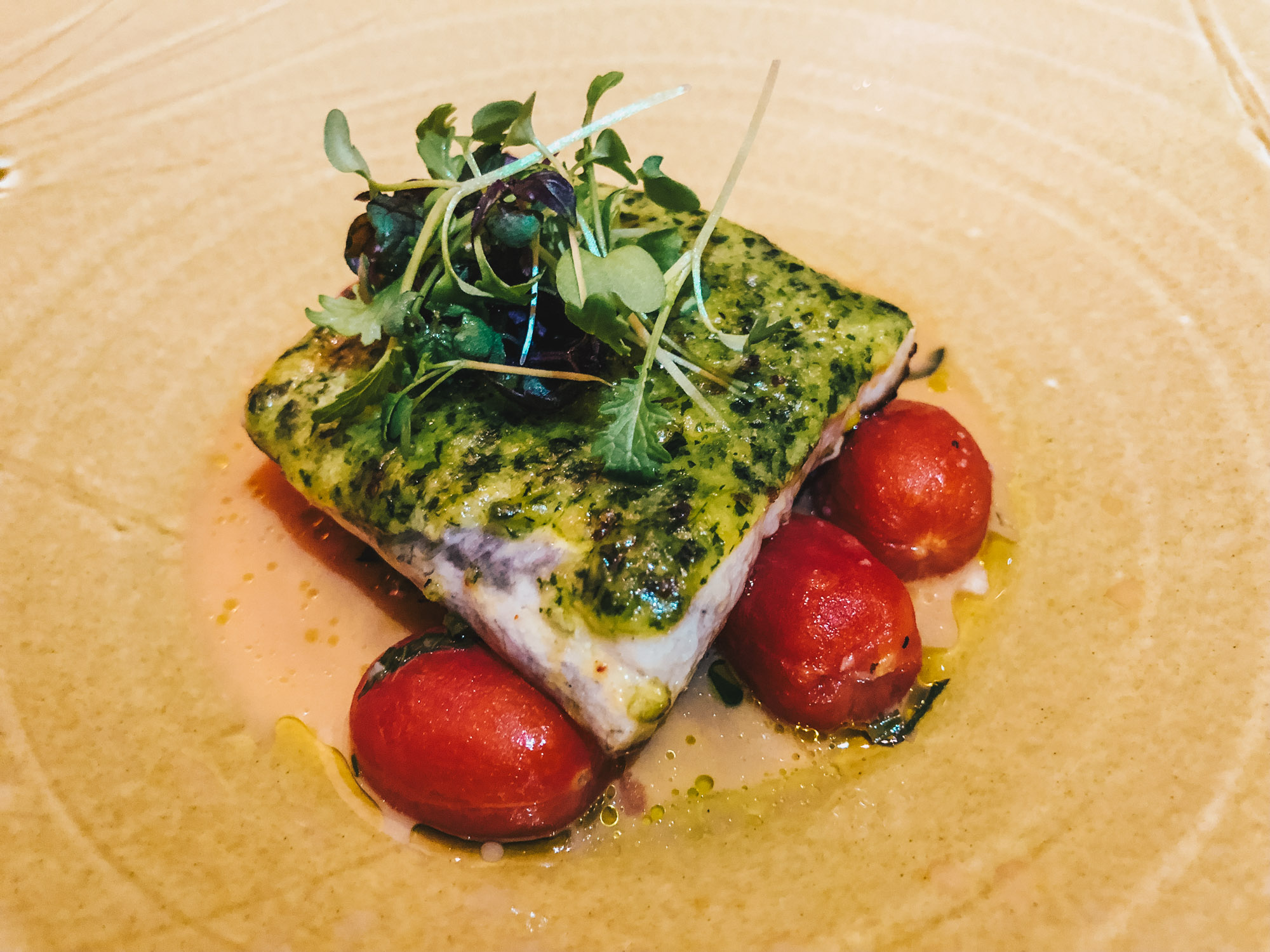 Grissini's Refreshed Dining Experience at the Grand Copthorne Waterfront Hotel