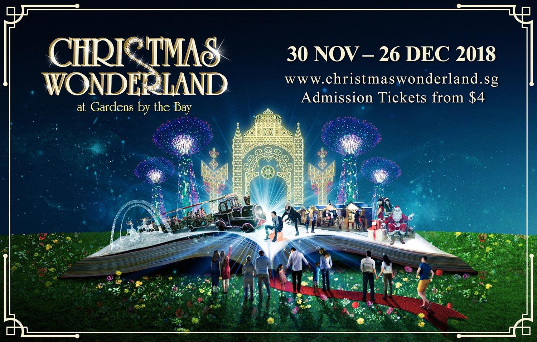 Christmas Wonderland Singapore 2018