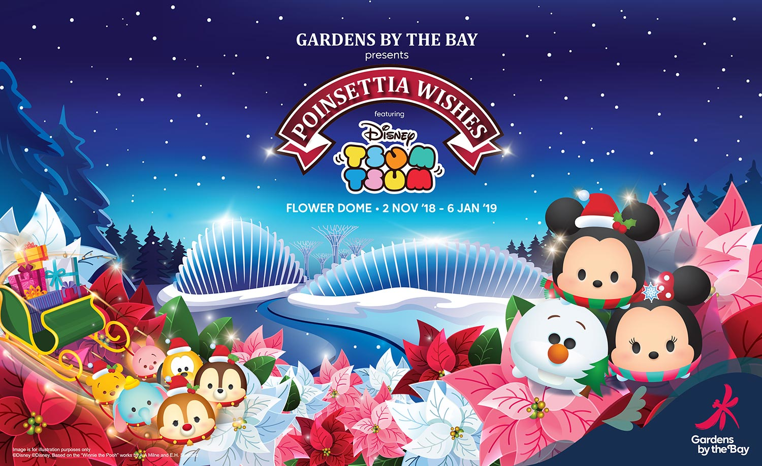 Poinsettia-Wishes-Featuring-Disney-Tsum-Tsum