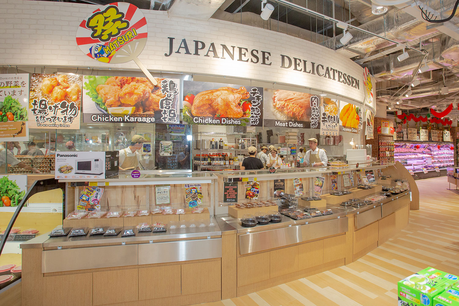 Largest-Delicatessen-Section