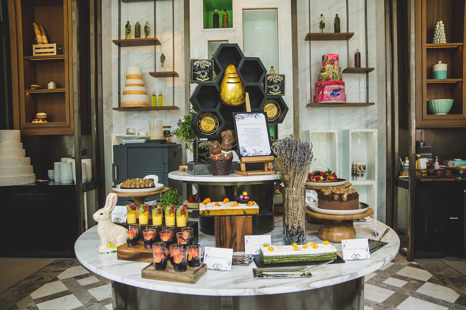 A Magnifique Easter Celebration with Easter Sunday Family Brunch at Racines