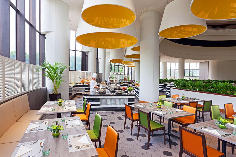 Atrium-Restaurant