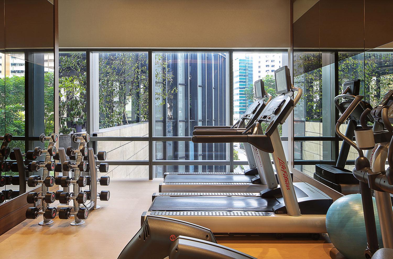 Carlton-City-Hotel-Singapore---Gym