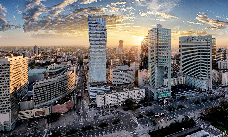 Poland-Skyline