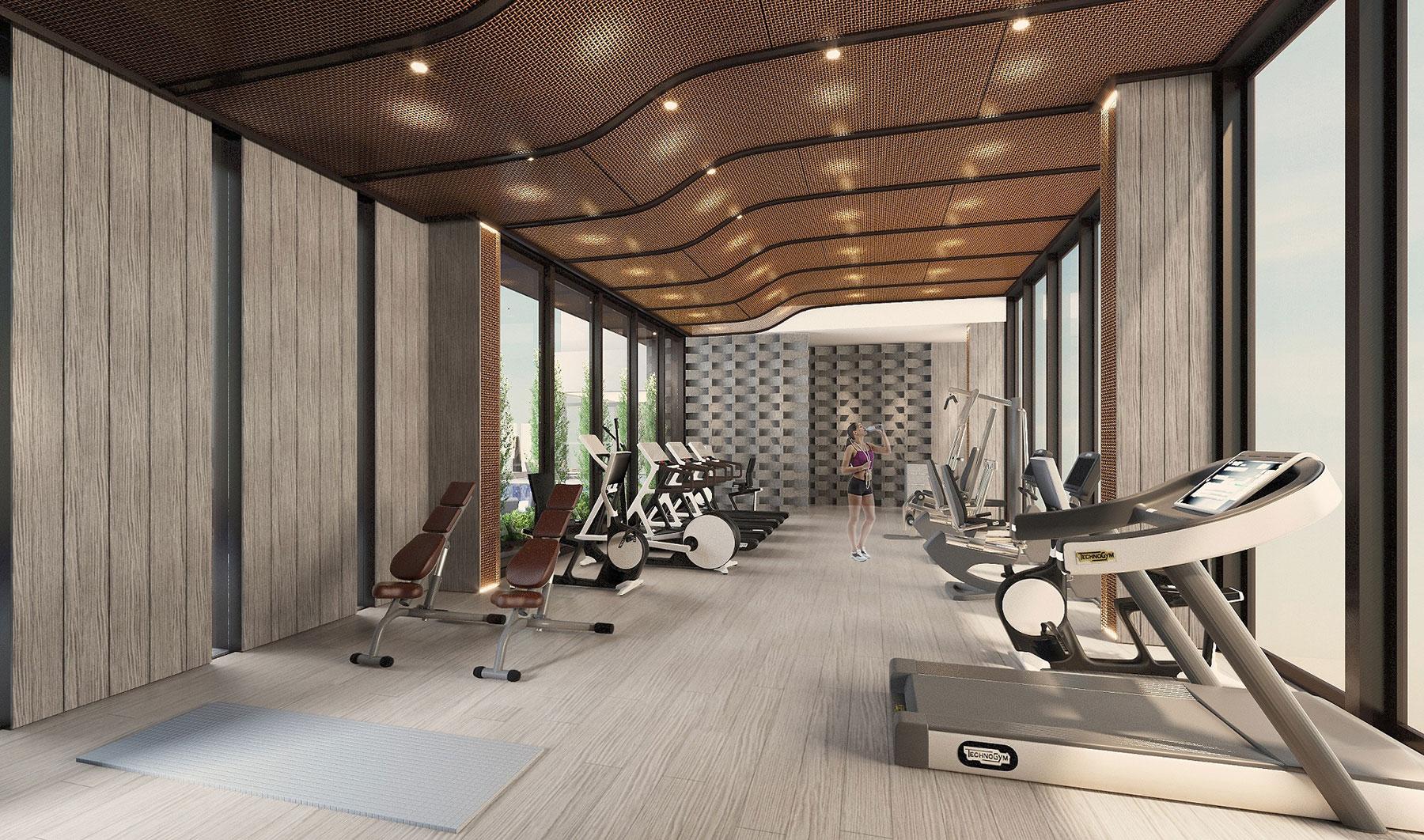 ALVA HOTEL BY ROYAL - Gym Room