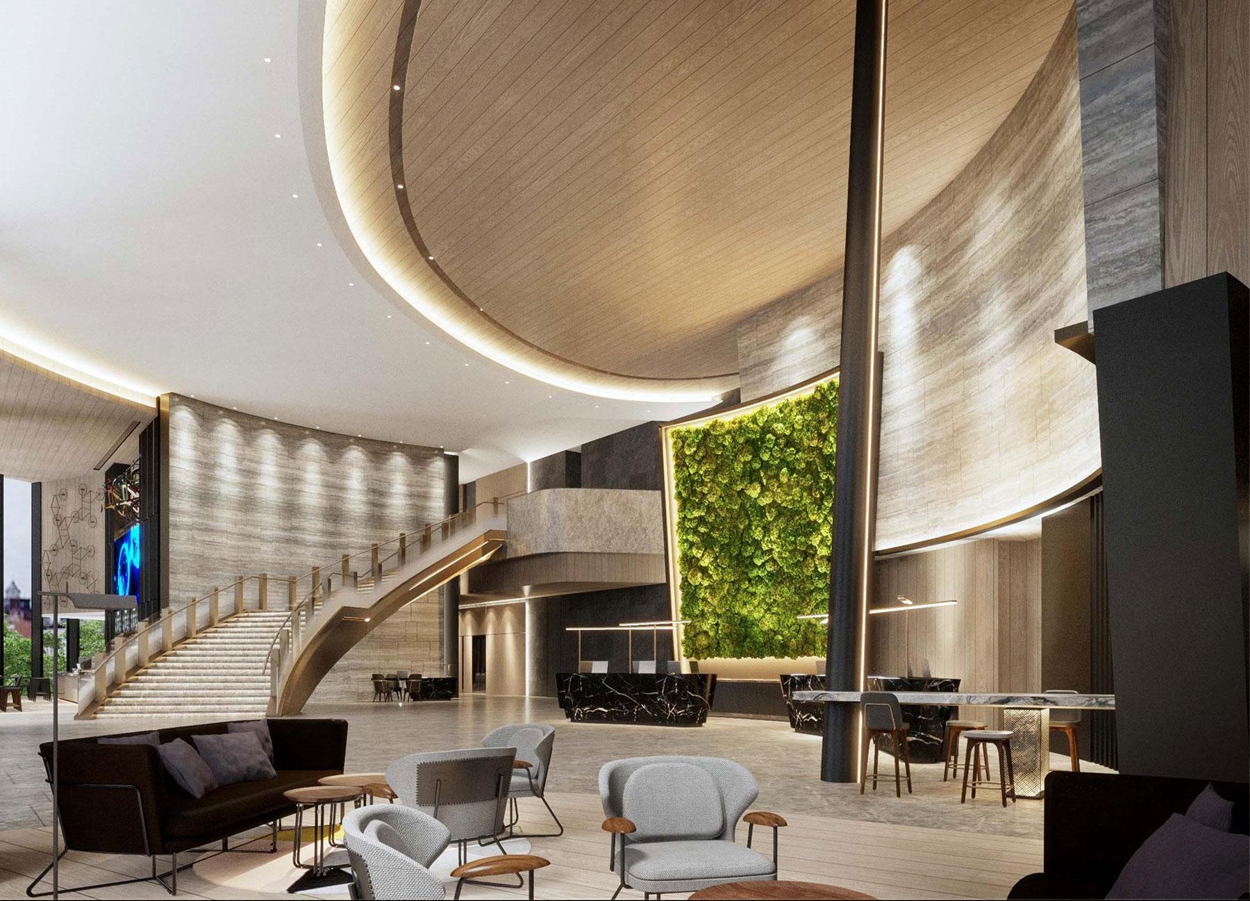 ALVA HOTEL BY ROYAL - Lobby
