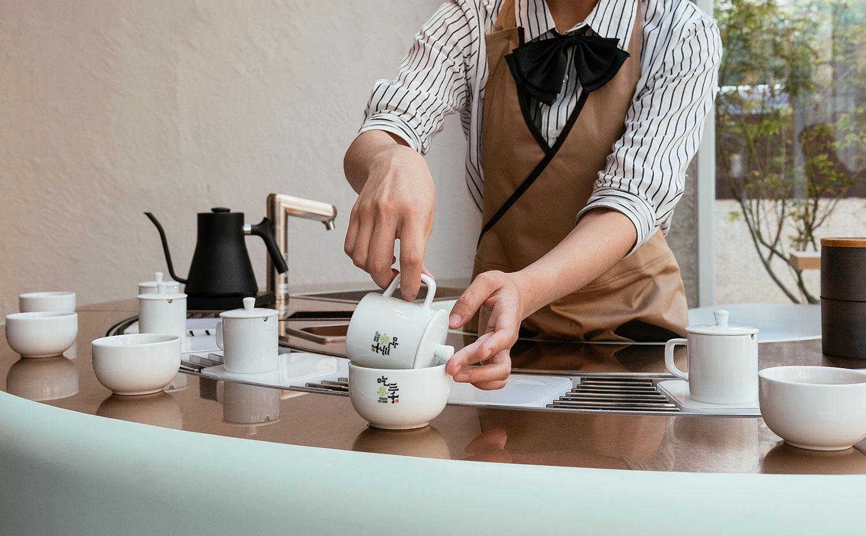 CHICHA San Chen (吃茶三千) Opens Its Flagship Store in Singapore - Darren Bloggie 達人的部落格 - Singapore Lifestyle Blog