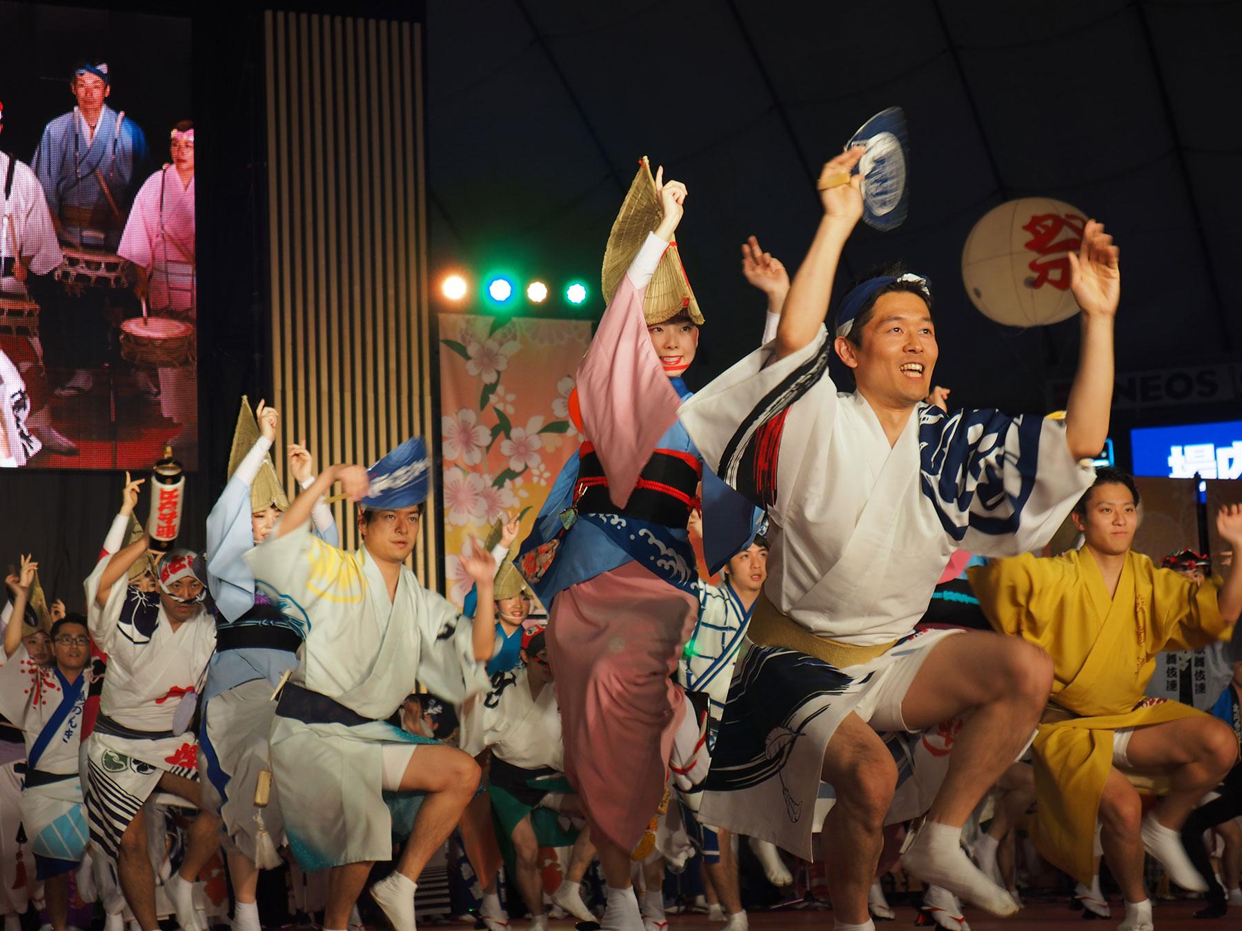 Tokyo-Koenji-Awa-Odori-Dance---image